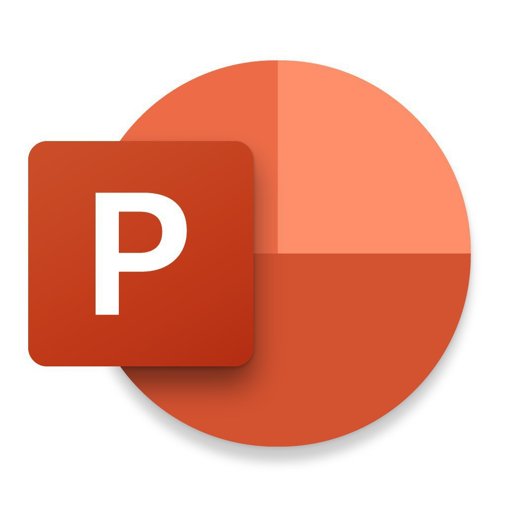 New PowerPoint for Office365 Mac Icon