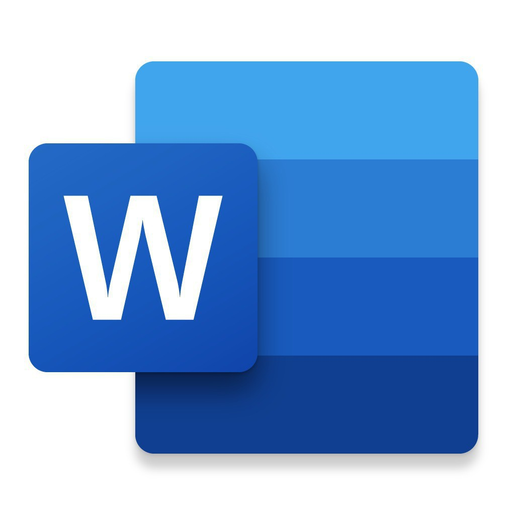 New Word for Office365 Mac Icon